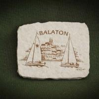 Balaton,-tihanyos---kő-hűtőmágnes