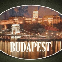 Budapest,-éjjel---autós-matrica