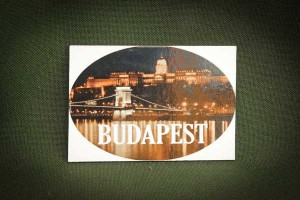 Budapest,-éjjel---lapka-hűtőmágnes