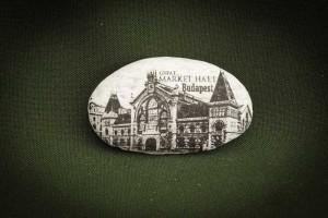 Budapest,-Nagyvásárcsarnok---kő-ajándéktárgy