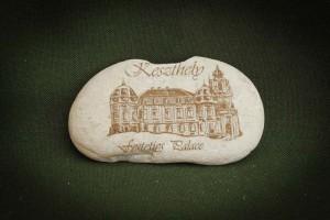 Keszthely---kő-ajándéktárgy