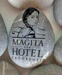 Kereszt-Média Kft. Magita Hotel kő ajándéktárgy